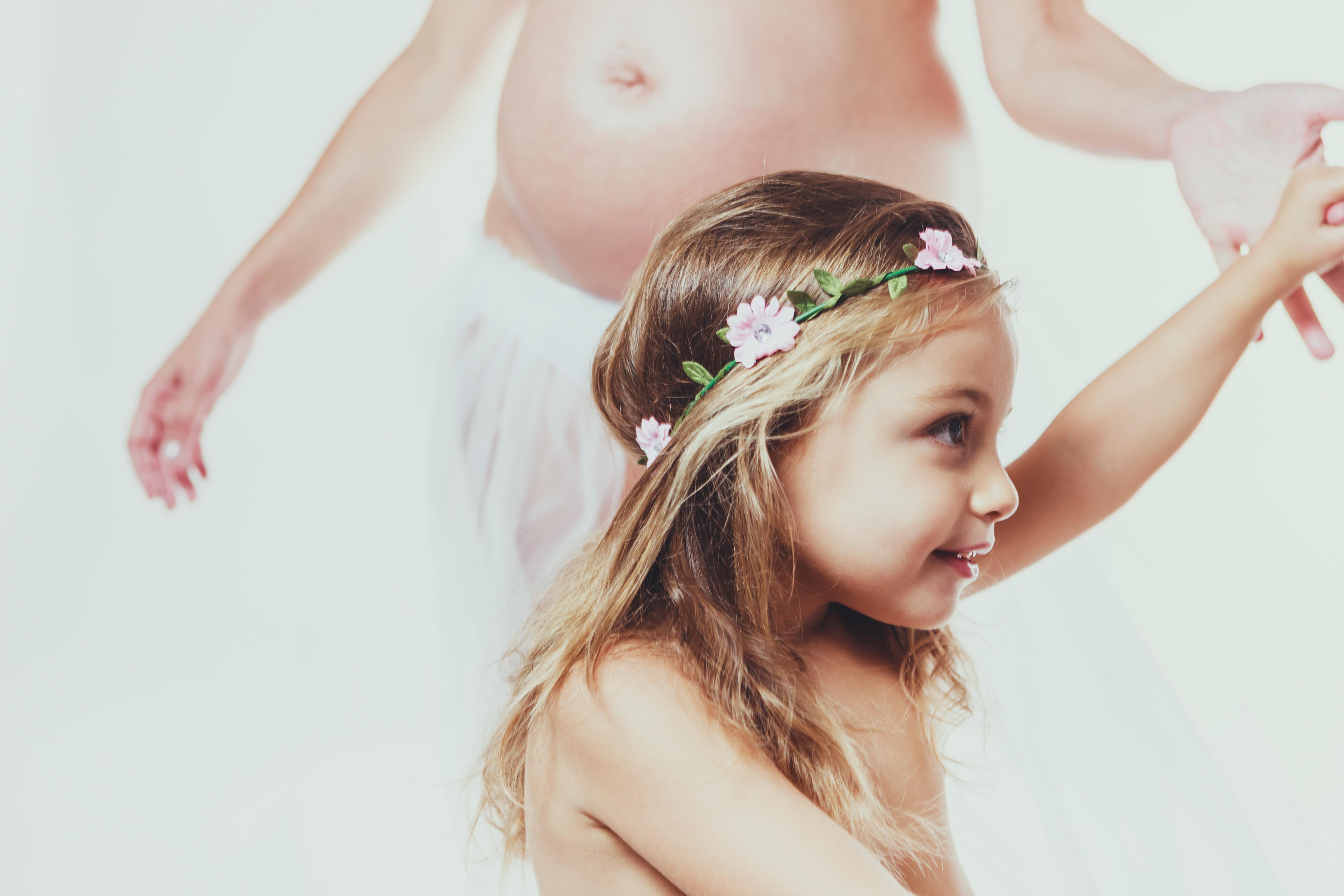 La mia piccola, grande bambina…