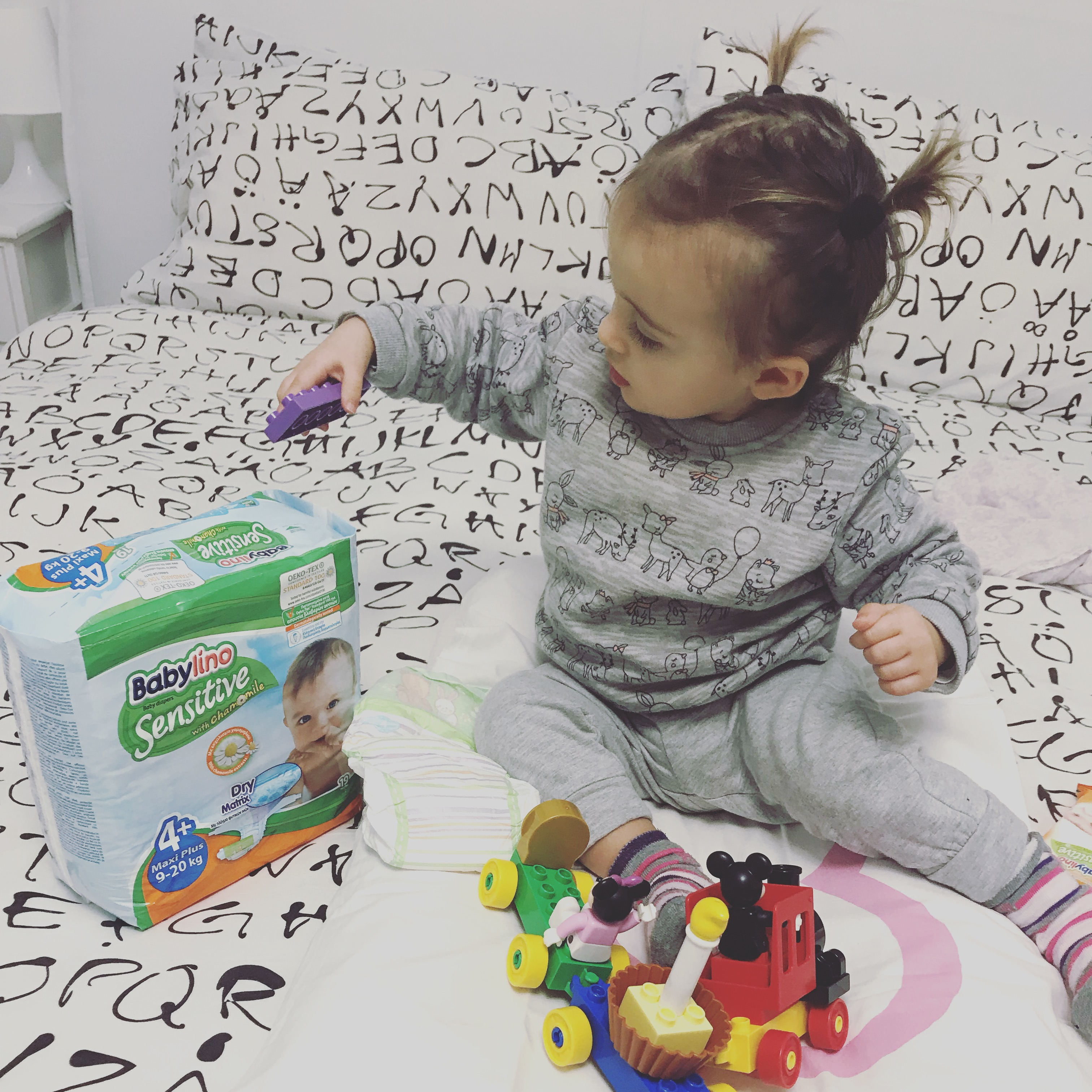 Babylino Sensitive… che piacevole scoperta!!