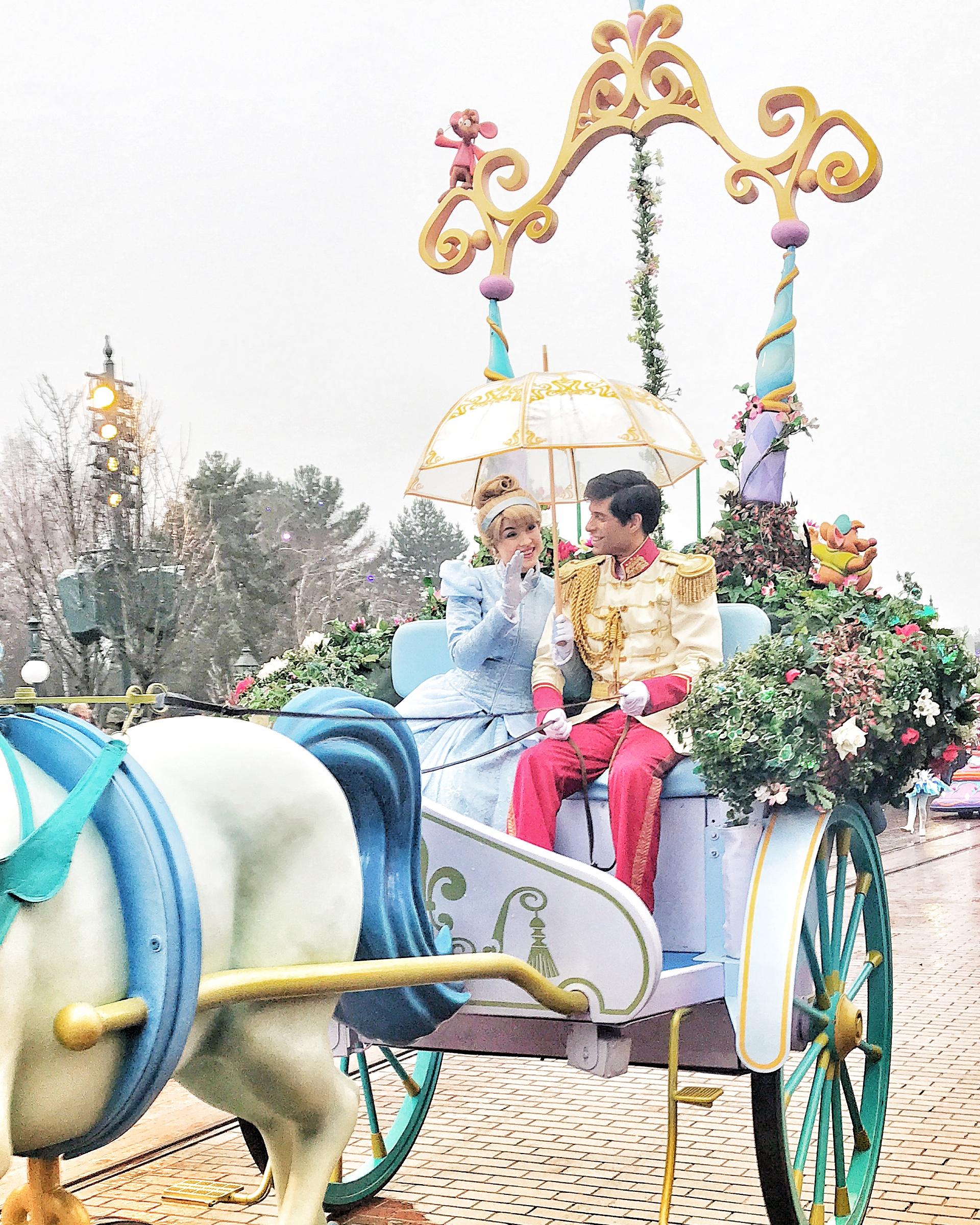 La magia di Disneyland Paris
