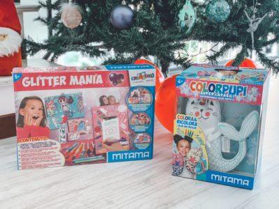 Un Natale speciale con Mitama e i laboratori creativi CreAngolo