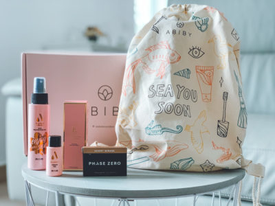 Abiby, la mia prima  beauty box